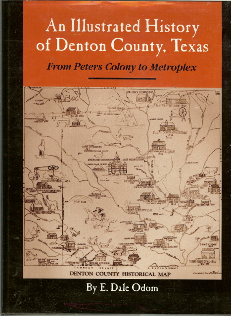 Image for AN ILLUSTRATED HISTORY OF DENTON COUNTY, TX.