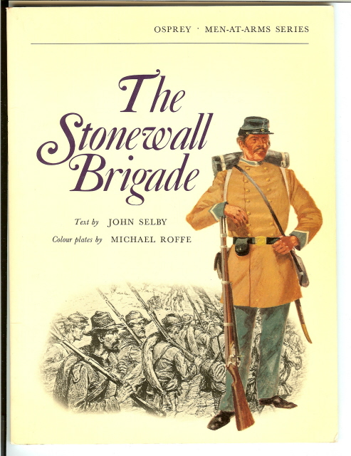 Image for THE STONEWALL BRIGADE.